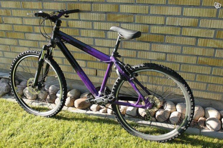 peak mtb cykel
