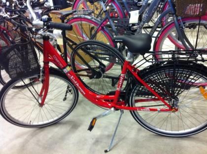 min föredetta cykel...