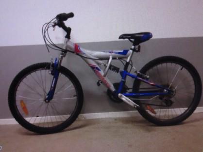 yosemite-pojkcykel