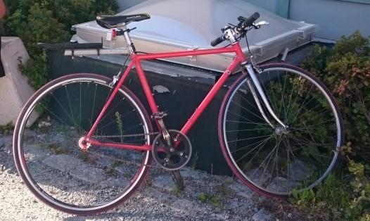 Helens-Cykel