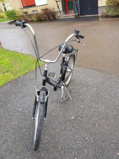 Cykelstöld Yosemite Uppsala Stulen