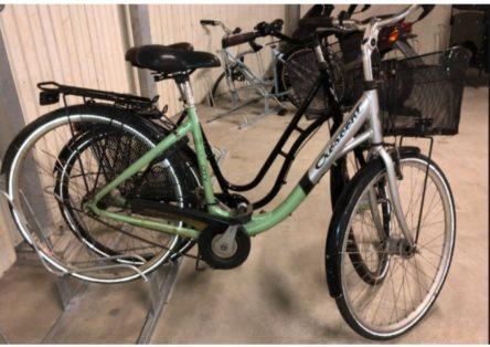 Crescent City bike, stulen 24/6 utanför Kvarnen, Uppsala