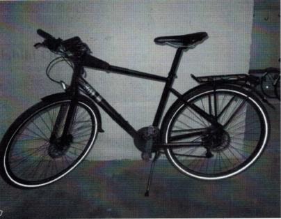 Cykelstöld Nishiki Lund