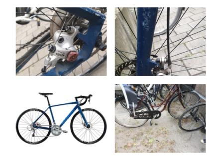 Stulen Nishiki Årstaberg Cykelstöld