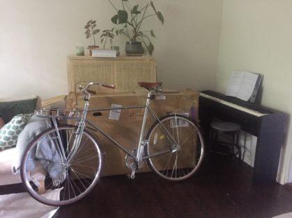 Stulen BikeID Göteborg Cykelstöld