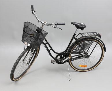 Stulen DBS damcykel Uppsala