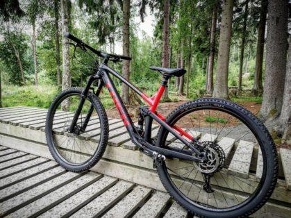 Stulen Trek Göteborg Cykelstöld