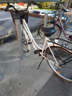 Stulen Logan Göteborg Cykelstöld