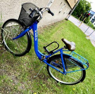 Cykelstöld DBS Bromma Stulen Cykel