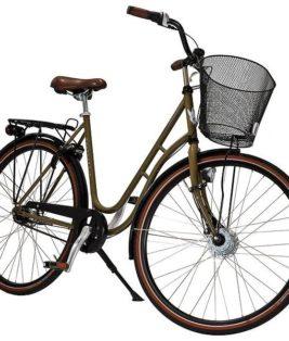 Cykelstöld Skeppshult Damcykel Natur Stulen
