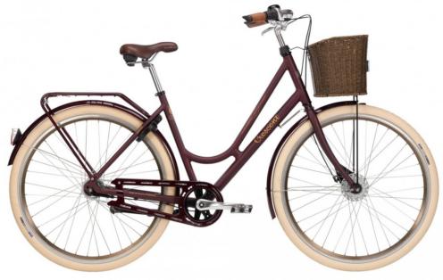 Cykelstöld Crescent Sunnan Östermalm Stulen