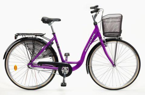 Cykelstöld Lila Monark Malmö Stulen