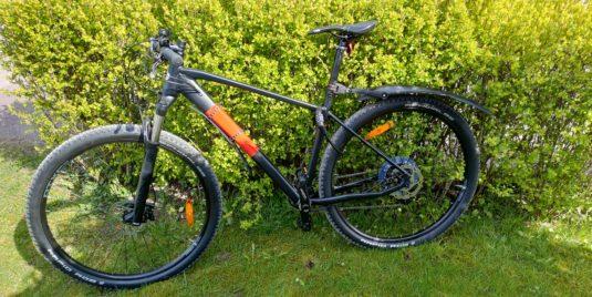 Cykelstöld Falkenberg Crescent Stulen