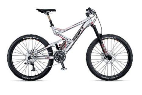 Cykelstöld Scott Ransom 30 Stulen Liljeholmen
