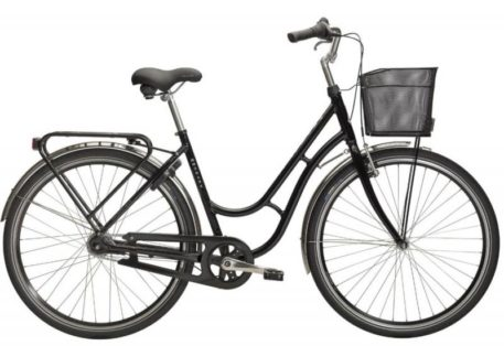 Cykelstöd Monark Karin Svart Västerås
