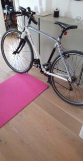 Stulen Specialized Tricross Vit Cykelstöld