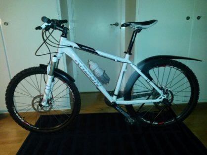 Cykelstöld Mountainbike Radon Göteborg Stulen