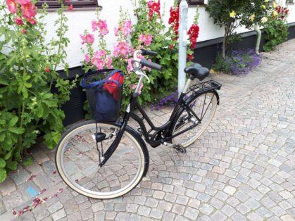 Cykelstöld Monark Kävlingevägen Lund