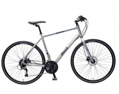 Cykelstöld DBS Allroad Solna Stulen