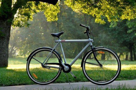 Cykelstöld VANMOOF Stockholm Stulen