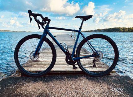 Cykelstöld Merida Mission Road Göteborg