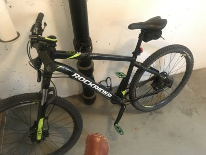 Stulen Rockrider ST530 Stockholm Cykelstöld