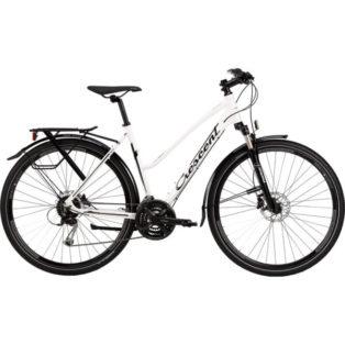 Cykelstöld Cresent Damcykel Karlstad Stulen