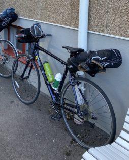 Stulen Boardman Göteborg Cykelstöld