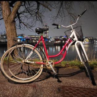 Cykelstöld Svalan Solna Stulen