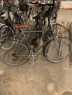 Cykelstöld Crescent Kärrtorp Stulen