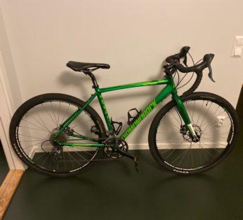 Cykelstöld Diamondback Stockholm Stulen