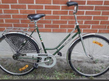 Cykelstöld Crescent Världsmästarcykel Kristianstad