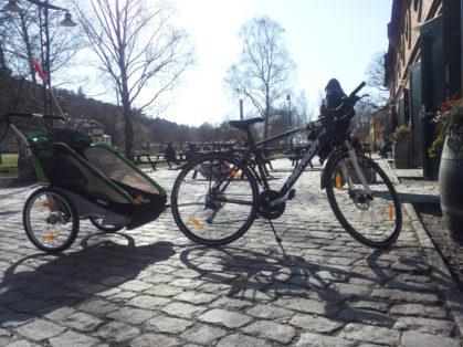 Cykelstöld Merida Stockholm Hägersten Stulen