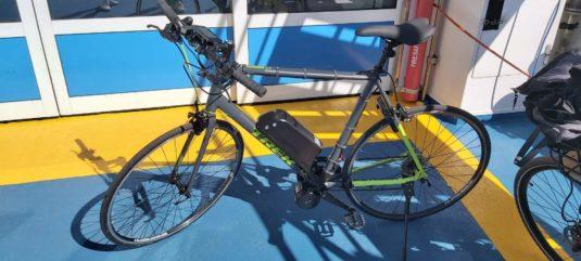 Cykelstöld Trek Zektor Göteborg Stulen