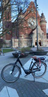 Cykelstöld Brinckers Lund Stulen