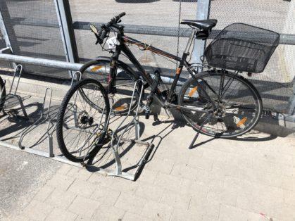 Cykelstöld Scott Stockholm Stulen