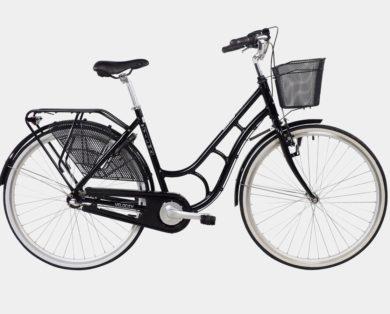 Cykelstöld Velocity Vilma Malmö