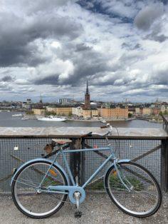 Cykelstöld Stålhästen Täby Stulen