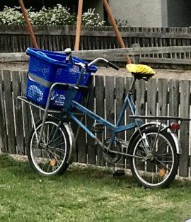Cykelstöld Fd tidningscykel Uppsala