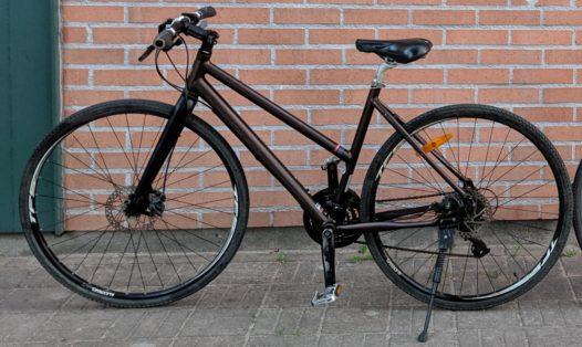Cykelstöld Merida Sundyberg Stulen