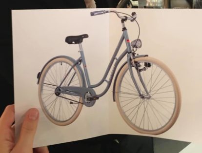 Cykelstöld Ortler Södermalm Stulen