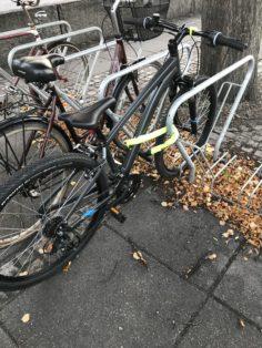 Cykelstöld MTB Linköping central station