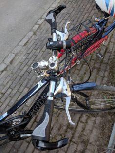 Cykelstöld Nishiki Sollentuna Stulen