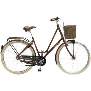 Cykelstöld Crescent Malmö Stulen