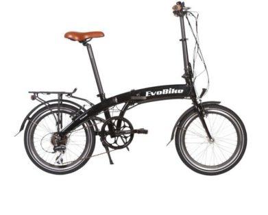 Cykelstöld Evobike Södertälje Stulen