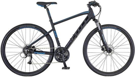 Stulen Scott Sundsvall Cykelstöld