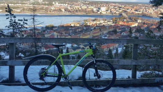 Cykelstöld Trek Östersund Stulen