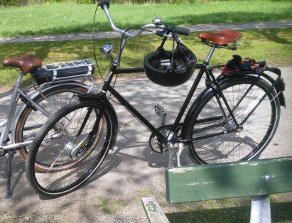 Cykelstöld Pilen Mariatorget Stulen