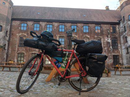 Cykelstöld Surly Älvsjö Stulen