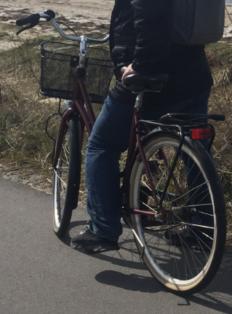 Cykelstöld Helsingborg Stulen